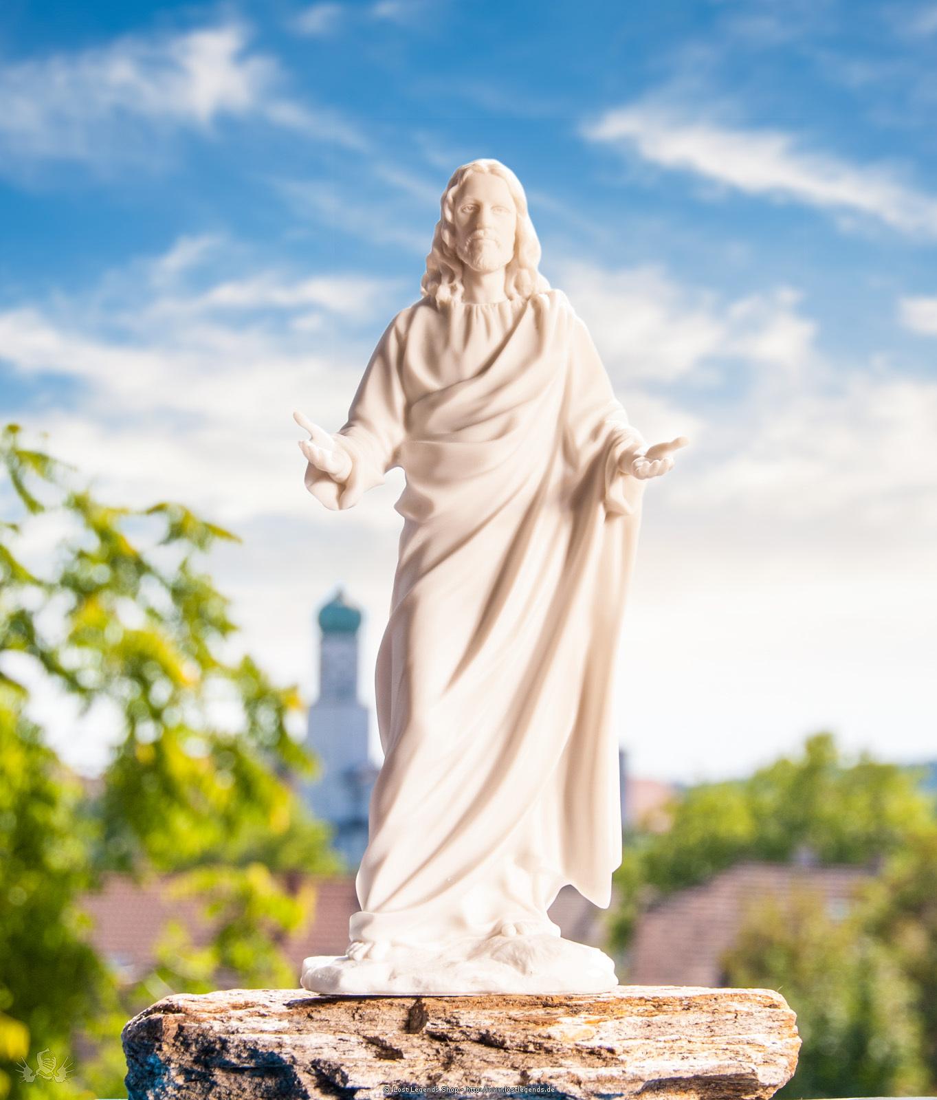 Jesus Kunstharz, 29,5cm