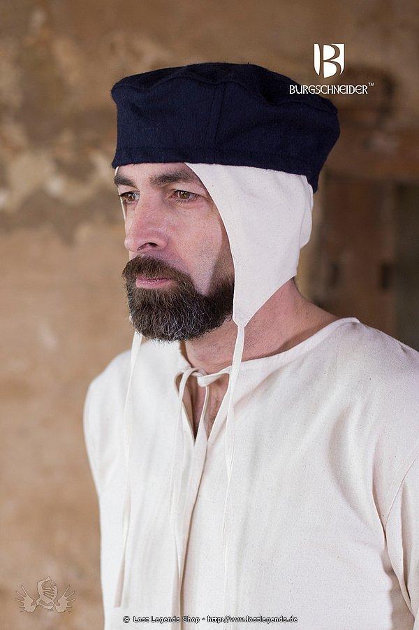 Kappe Hugo Blau