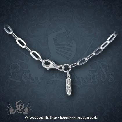kette anker chain silber 40 cm ketten. Black Bedroom Furniture Sets. Home Design Ideas