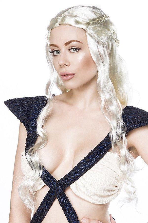 Khaleesi Karnevalskostüm Dragon Queen