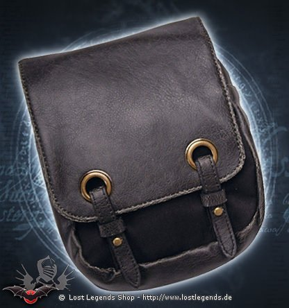 Kilttasche schwarz