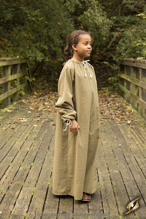Kinder Mittelalterkleid kleine Ida