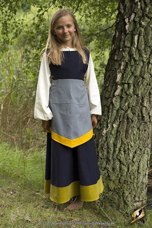 Medieval Childrens Apron
