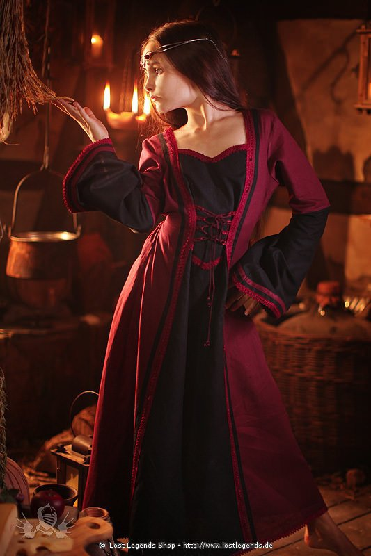 Kleine Fee Mittelalterkleid