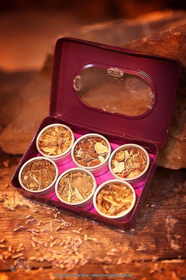Kuan Yin Räuchermischungen ca. 20 g