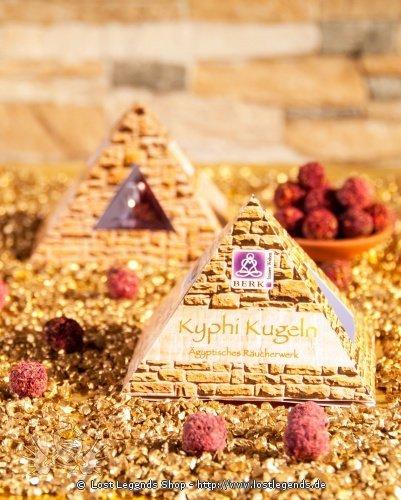 Kyphi Pyramide