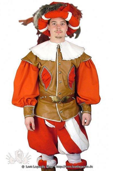 Landsknecht Kostüm Im Renaissancestil
