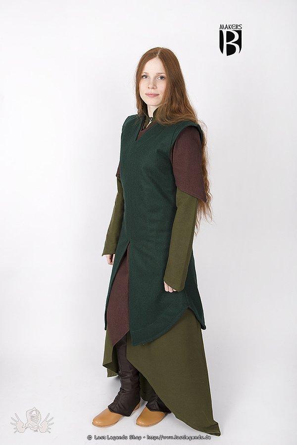 Larp Tunika Meril, grün
