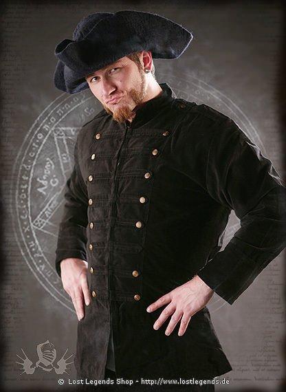 Spätmittelalterliche Uniformjacke Larp Jacke