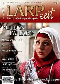 LARPzeit Ausgabe 30
