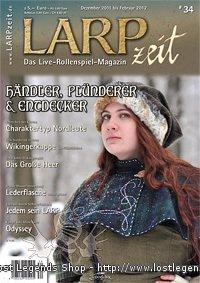 LARPzeit Ausgabe 34