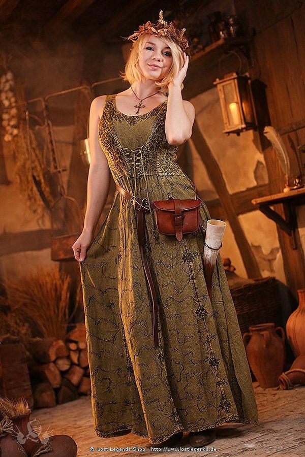 Sommerliches Mittelalterkleid Laurelle Sleeveless