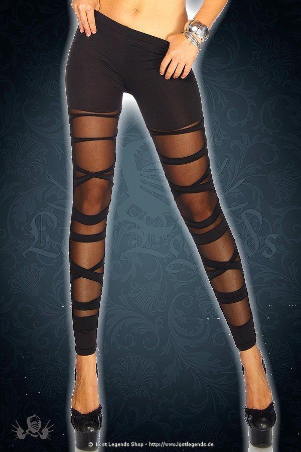 Leggings schwarz