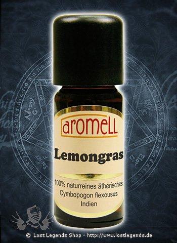 Ätherisches Lemongras-Öl Cymbopogon flexousus, 10 ml