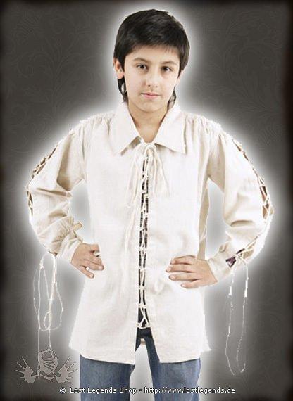 Little Arthur Mittelalter Hemd