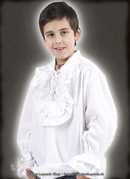 Little Simon Hemd, Baumwolle
