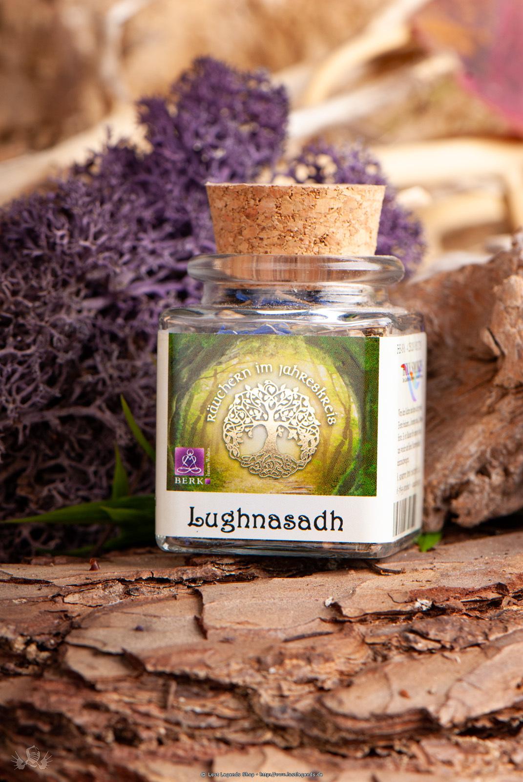 Lughnasadh Räuchermischung, 50 ml