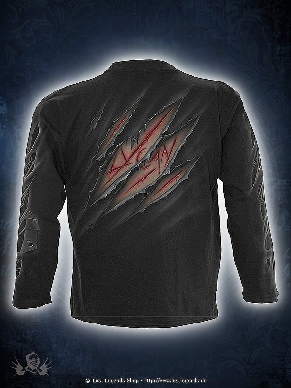 Lycan Tribe Longsleeve SPIRAL