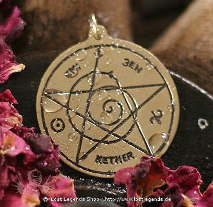 Magische Schutzglyphe