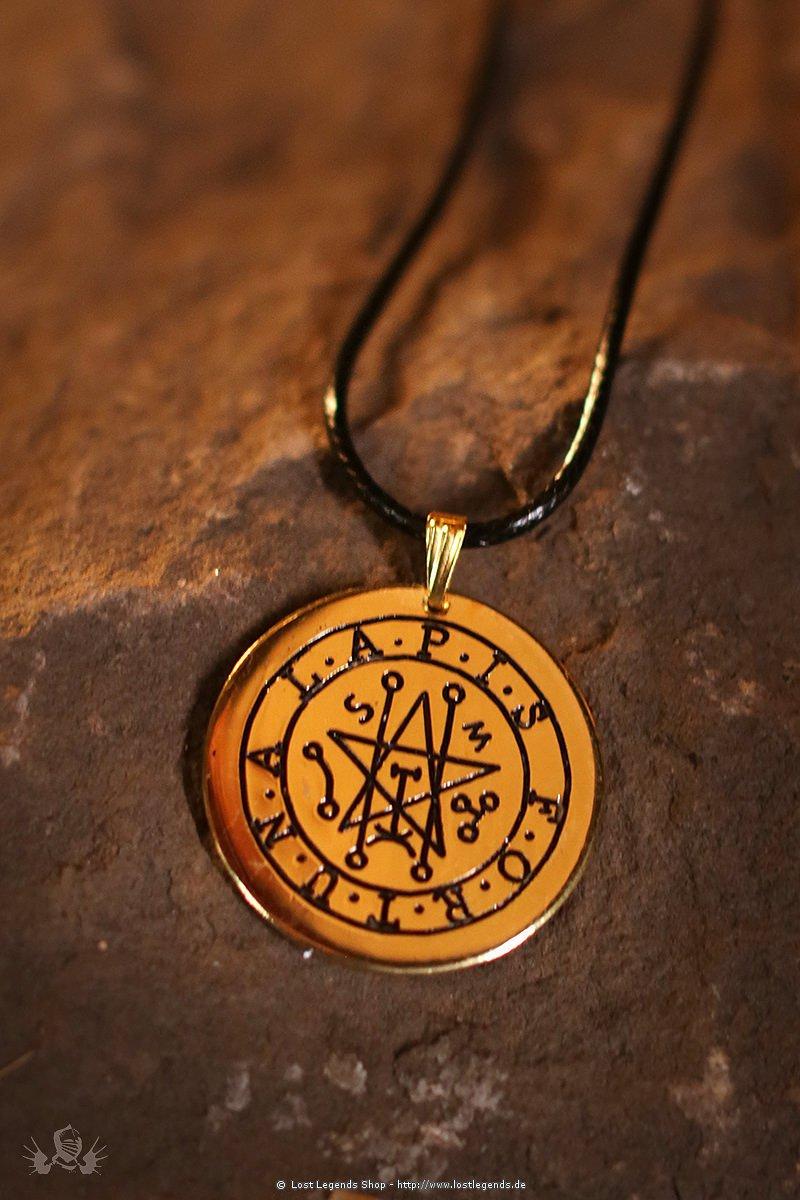 Magisches Elementar-Amulett Lapis - Fortuna