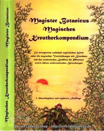 Magisches Kreutherkompendium Magister Botanicus