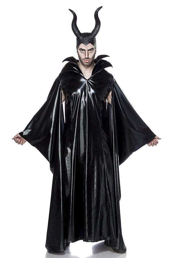 Maleficent Lord Komplettset schwarz
