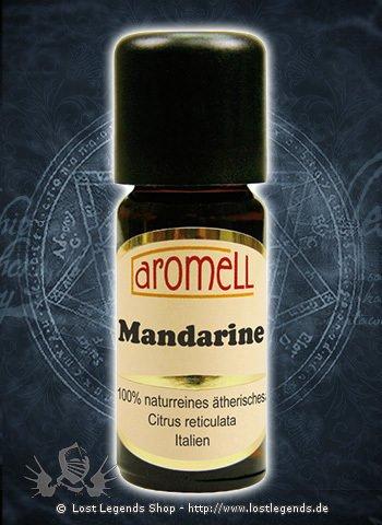 Ätherisches Mandarinen-Öl Citrus reticulata, 10 ml