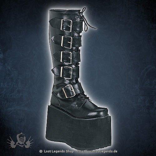 Mega-618 Demonia Gothic Stiefel