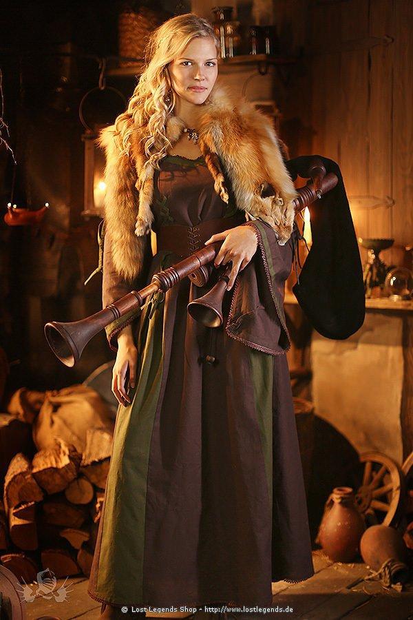 Mittelalter Kleid Fortunah