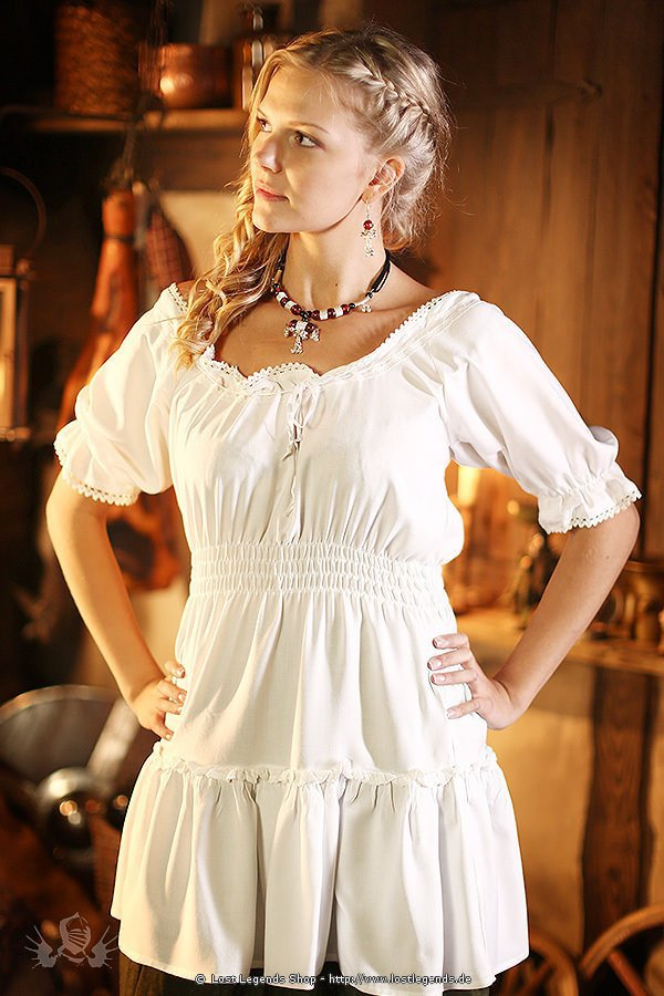 Mittelalter Bluse Joylene