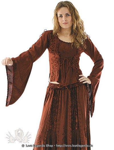 Orientalische Bluse Dorha