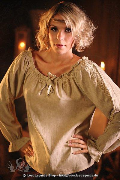 Mittelalterbluse Amelia