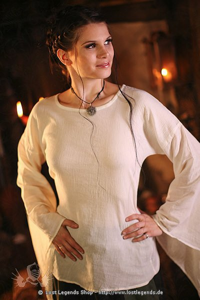 Medieval Blouse Judith