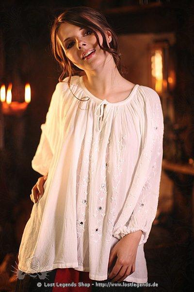 Mittelalter Bluse Julianne