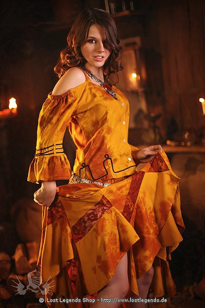 Medieval harlot-Dress Michelle