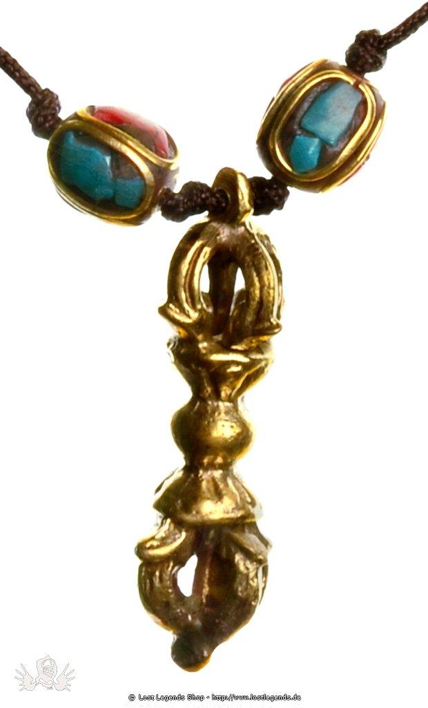 Wikinger Halskette mit Talisman
