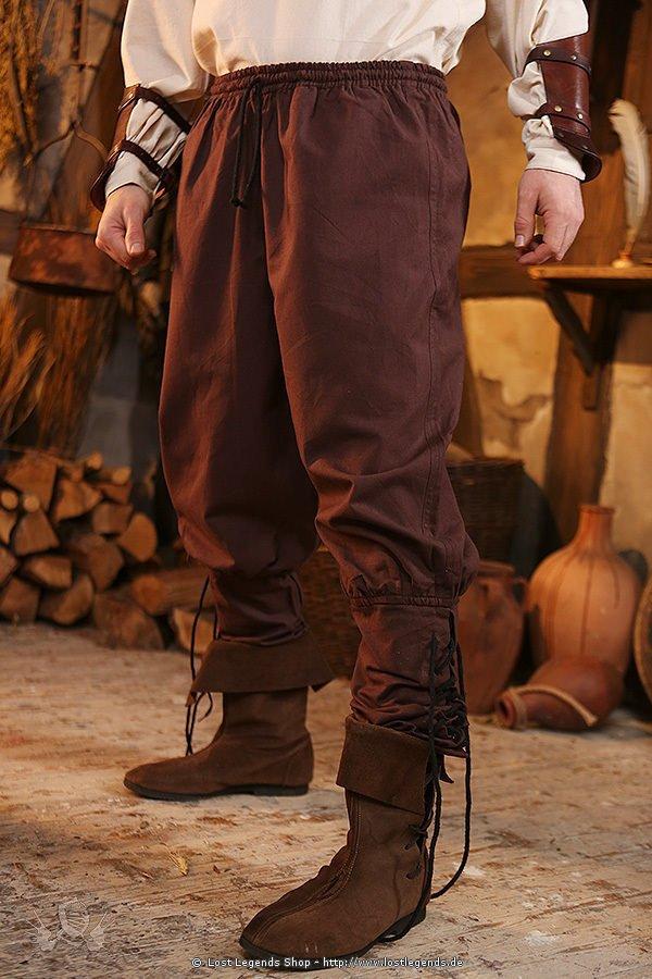 Mittelalter Hose Loki im Wikinger-Stil