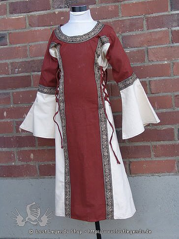 Mittelalter-Kinderkleid Little Elizabeth