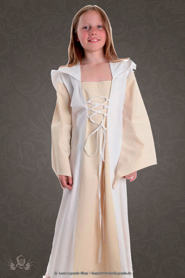 Mittelalter Kinderkleid Obilot