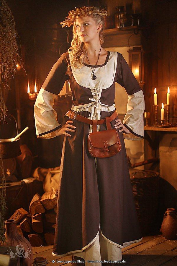 Mittelalter Kleid Myrella