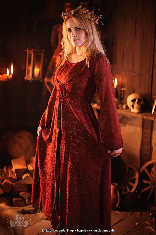 Mittelalter Kleid Arielle