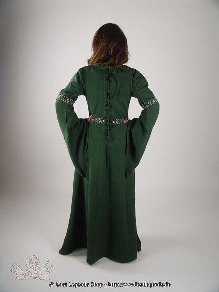 Mittelalterkleid Herbstkleid Ava