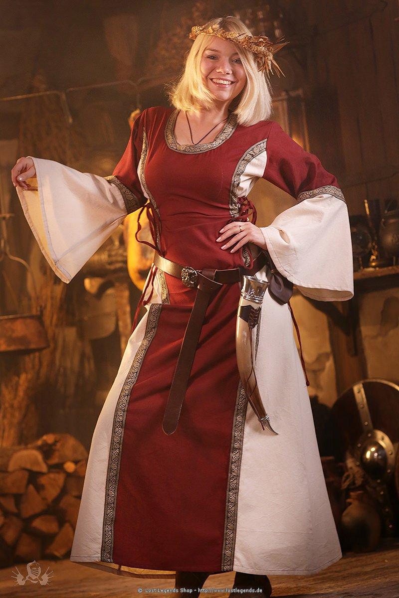 Mittelalter Kleidung Elizabeth