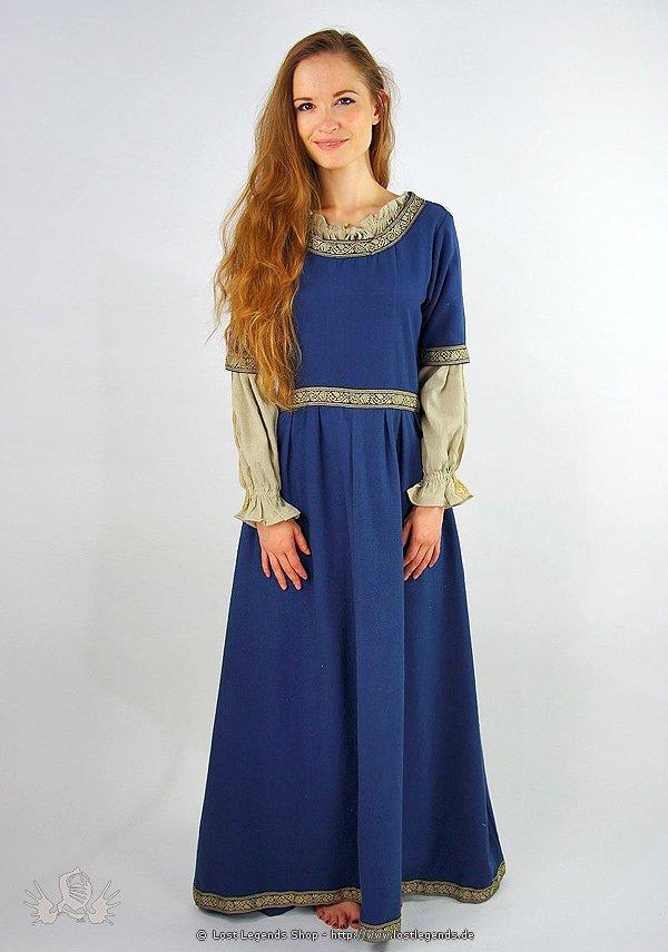 Mittelalter Kleid Erminberga