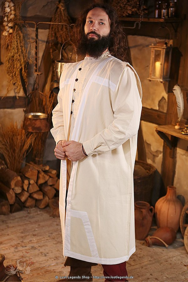 Mittelalter Mantel Lurteun