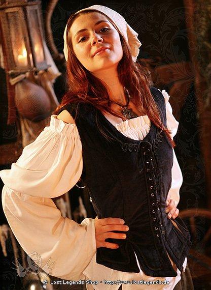 Mittelalter-Mieder Athena