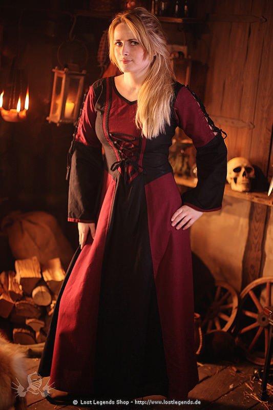 Mittelalter Kleid Annyka