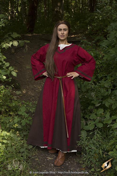 Mittelalterkleid Astrid