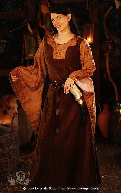 Mittelalterkleid Gaillard