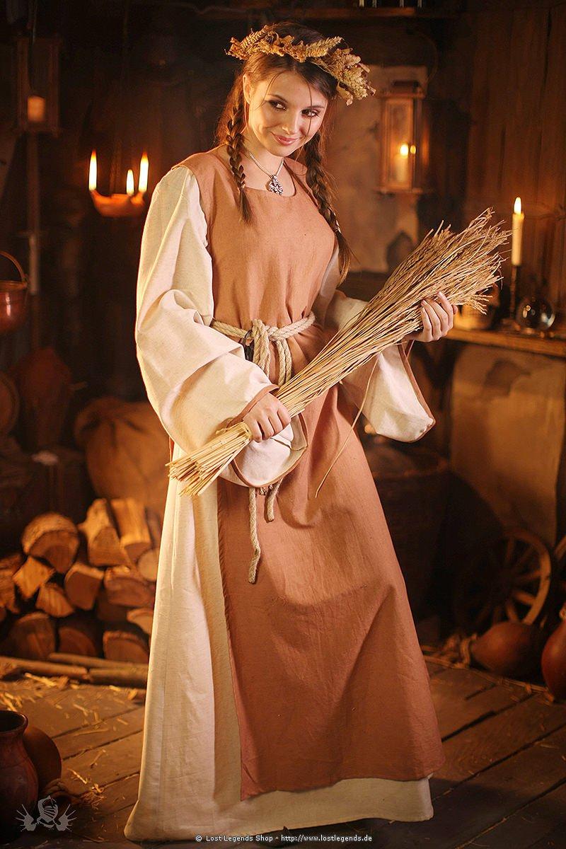 Mittelalterkleid Gunnilda